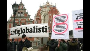 Провести в Донецке международный форум антиглобалистов
