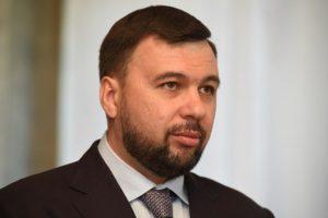Глава ДНР Денис Пушилин ответил на вопрос, поднятый авторами петиции о чрезмерном давлении на частный бизнес