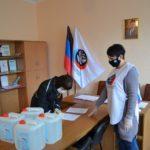 Общественники продолжают помогать жителям Республики