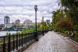 Какое Ваше любимое место отдыха в Донецке?