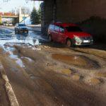 Выделить финансирование на ремонт аварийных дорог в Горловке